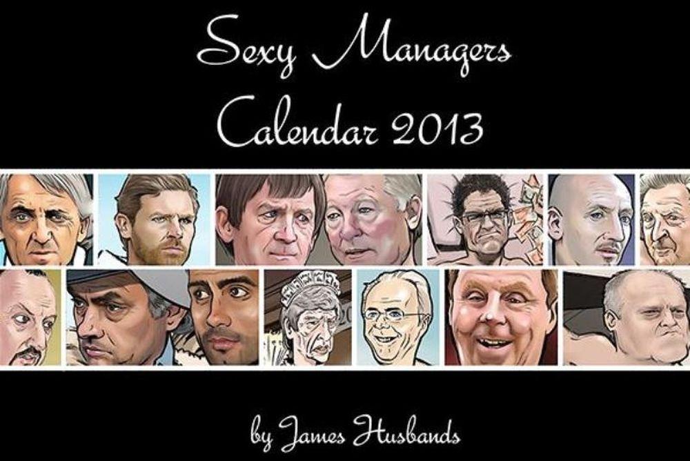 Με Μουρίνιο το ημερολόγιο των sexy προπονητών (photos)