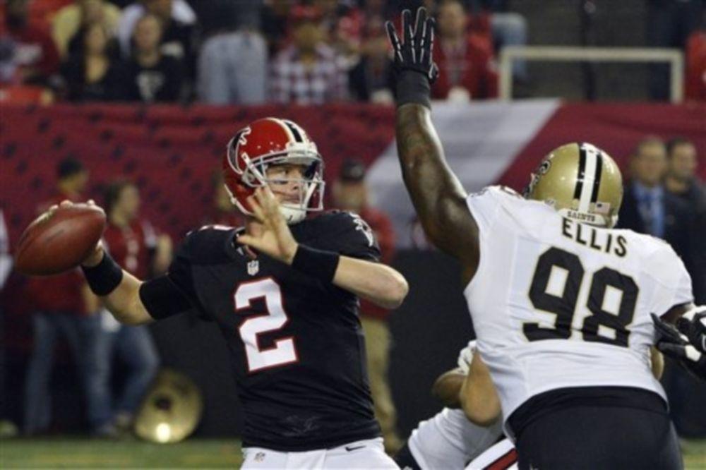 NFL: Στα playoffs οι Φάλκονς (video)