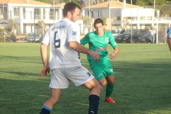Πορτοχελιακός-Παναργειακός 0-3