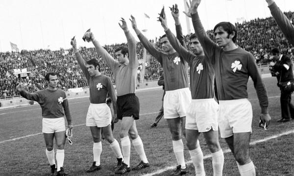 Η κορυφαία στιγμή ελληνικής ομάδας - Ο Παναθηναϊκός στον τελικό του διηπειρωτικού (photos+video)