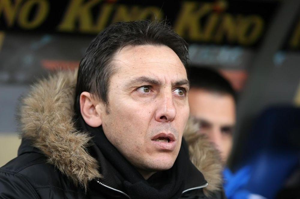 Παπαδόπουλος: «Στόχος μας η Super League»