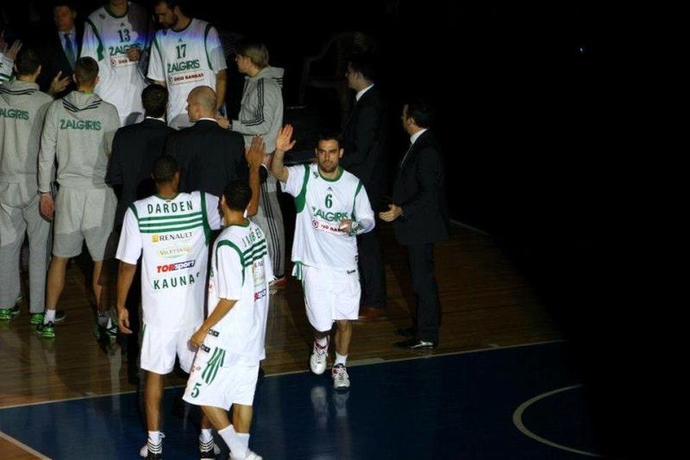 Ζαλγκίρις Κάουνας: Η… Dream Team (video)