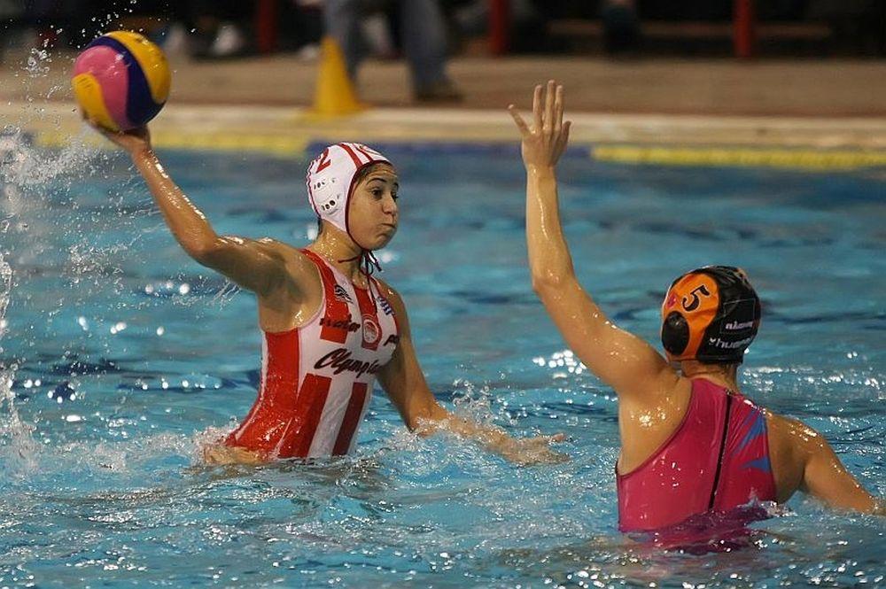 Εντυπωσιακός Ολυμπιακός, 9-1 τον Νηρέα