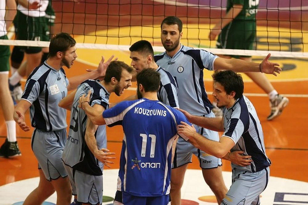 Volleyleague: Παραμένει… αφεντικό της πόλης ο Ηρακλής!