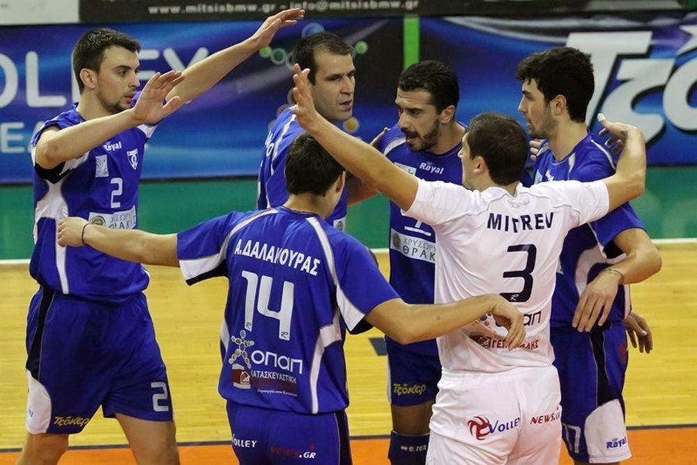Volleyleague: Αντίδραση για Εθνικό!