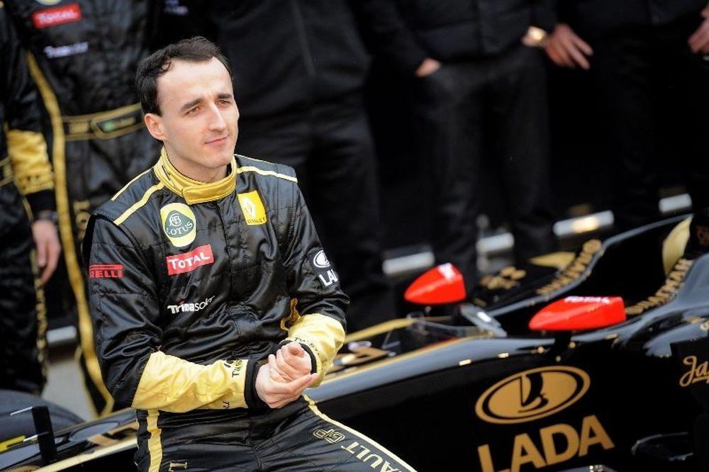 Κούμπιτσα: «Μου λείπει η Formula 1»