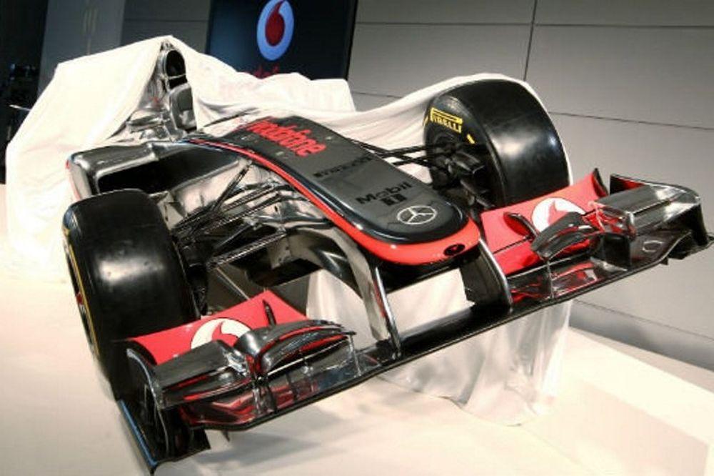 McLaren: Αποκαλυπτήρια για το νέο μονοθέσιο