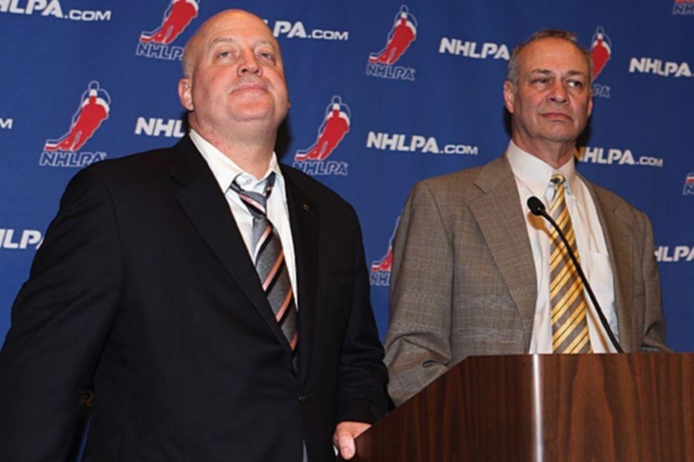 NHL: Τηλεφωνική επικοινωνία Fehr με Daly