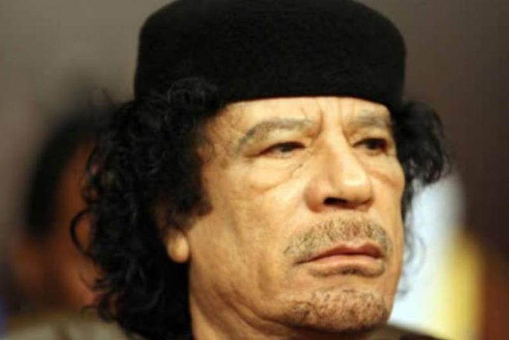 «Κρυμμένος θησαυρός» του Καντάφι σε Κρήτη και Χαλάνδρι!