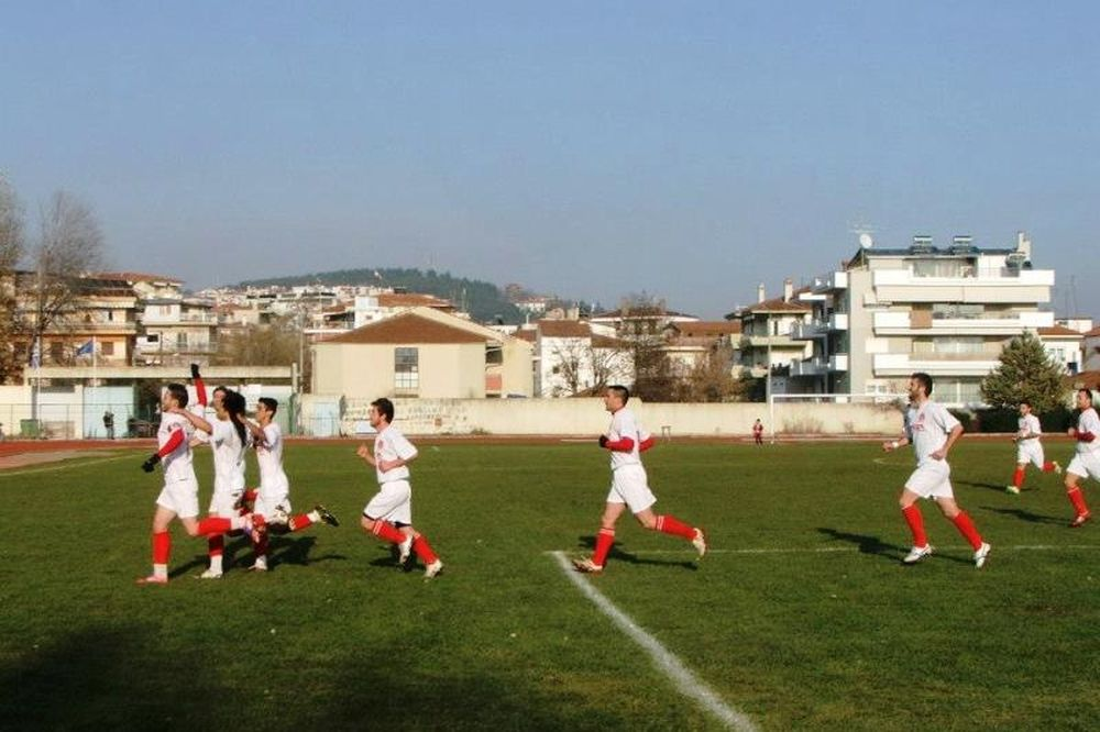 Κοζάνη-Παναργειακός Αργους Ορεστικού 6-0