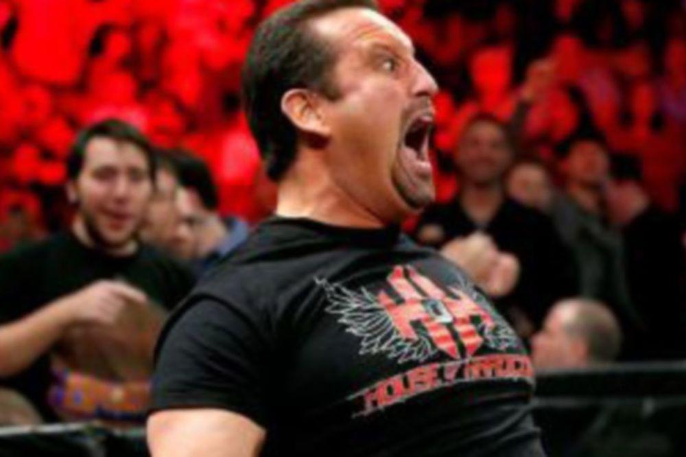 Tommy Dreamer: «Όνειρο η επιστροφή στο Raw»