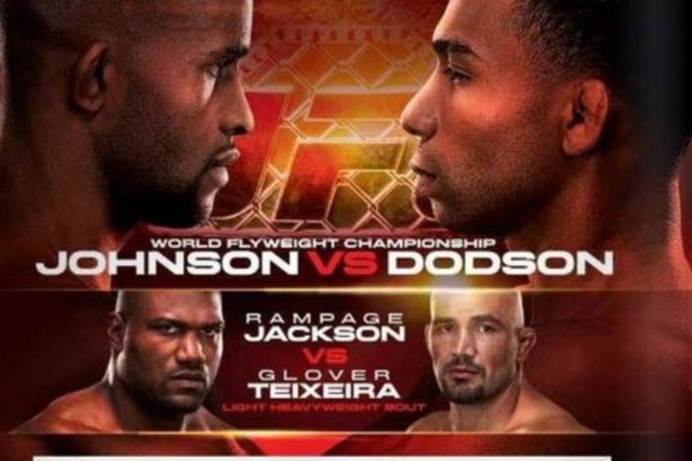 UFC on FOX 6: Το τελικό πρόγραμμα