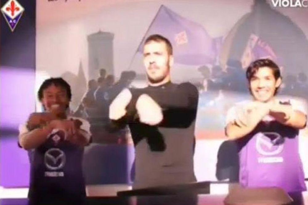 Όχι Gangnam, αλλά… Fiorentina Style (video)