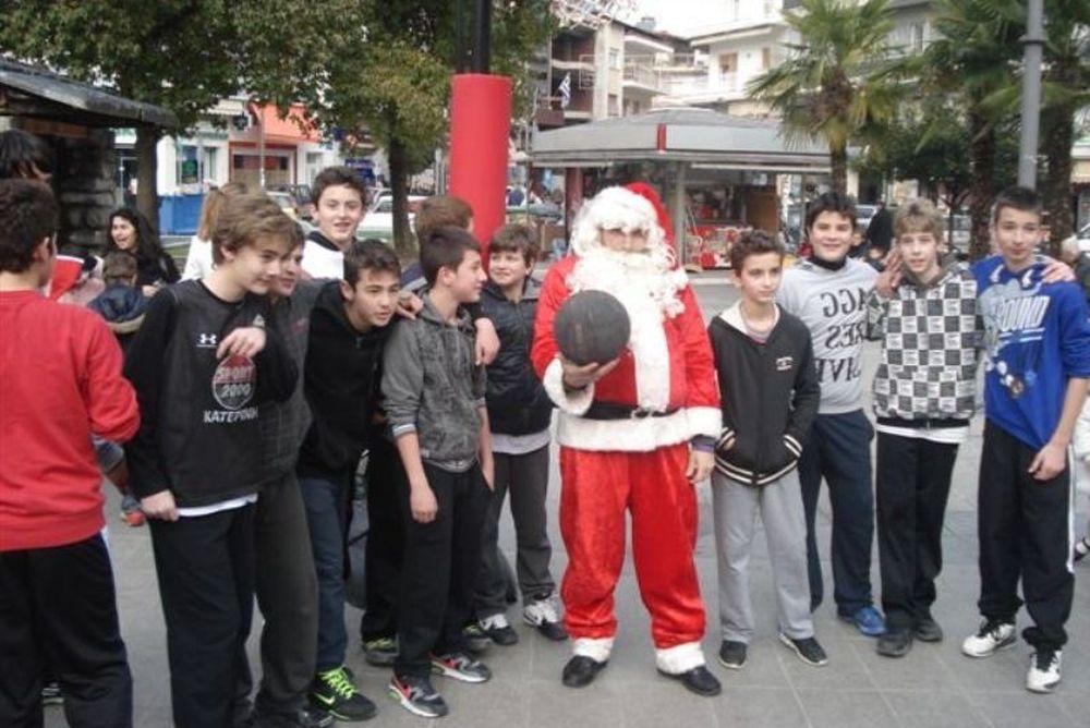 Πιερικός: Το Τουρνουά Χριστουγέννων (photos)