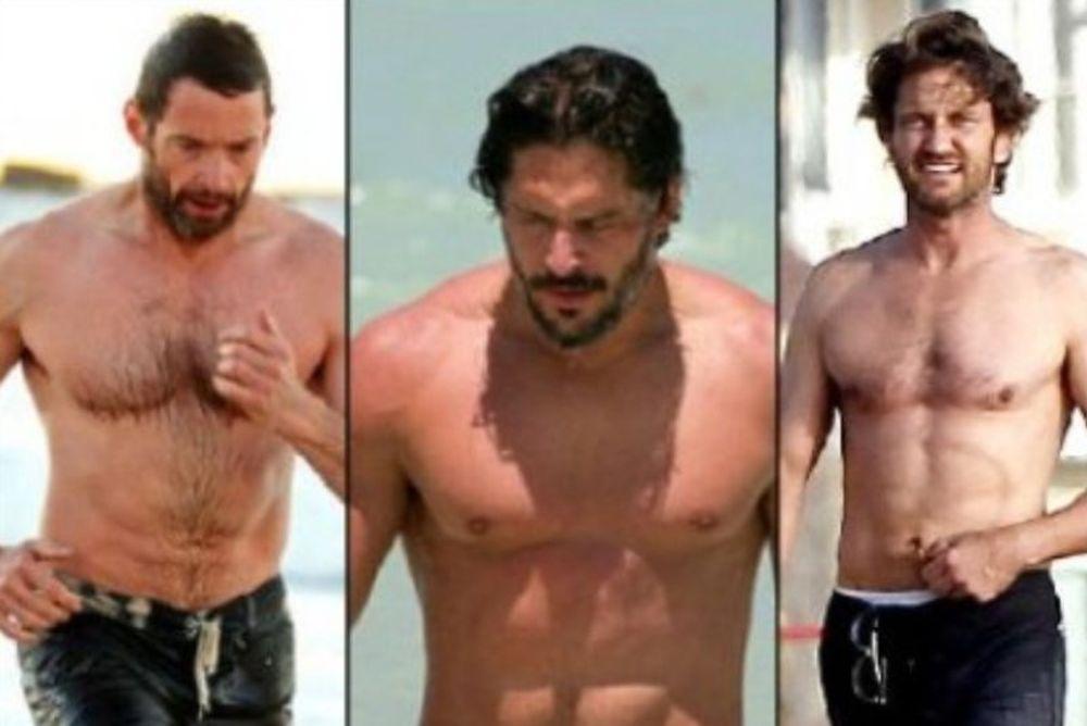Οι 30 πιο sexy stars του 2012 σε ημίγυμνες εμφανίσεις