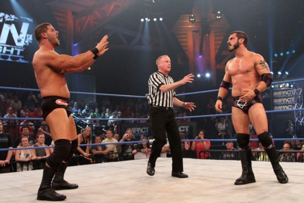 ΤΝΑ Impact Wrestling: «Οι δύο καλύτεροι του κόσμου» (photos+videos)