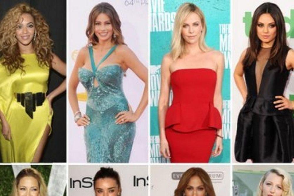 Ποια είναι η πιο sexy γυναίκα για το 2012;
