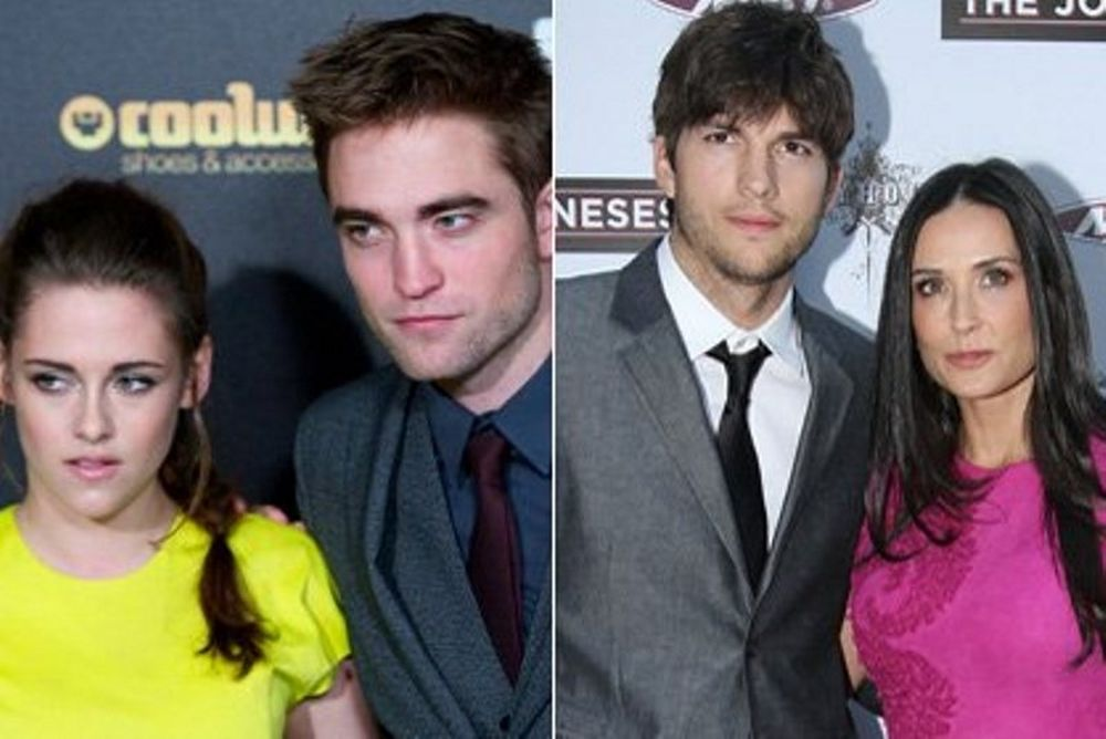 Moore-Kutcher VS Stewart-Pattinson: ποιο ήταν το μεγαλύτερο κέρατο του 2012;