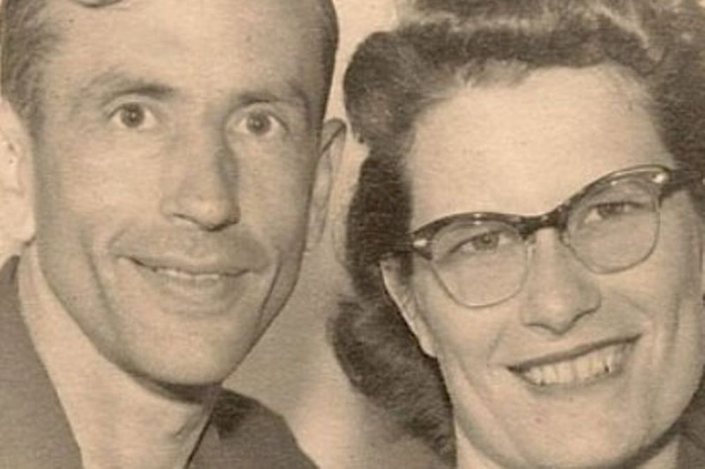 Η συγκινητική ιστορία του ζευγαριού που πέθανε κρατώντας ο ένας το χέρι του άλλου!