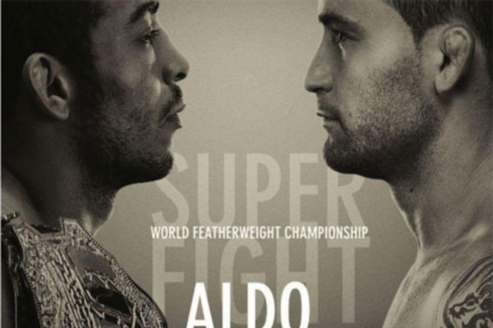 UFC 156: Το επίσημο πόστερ