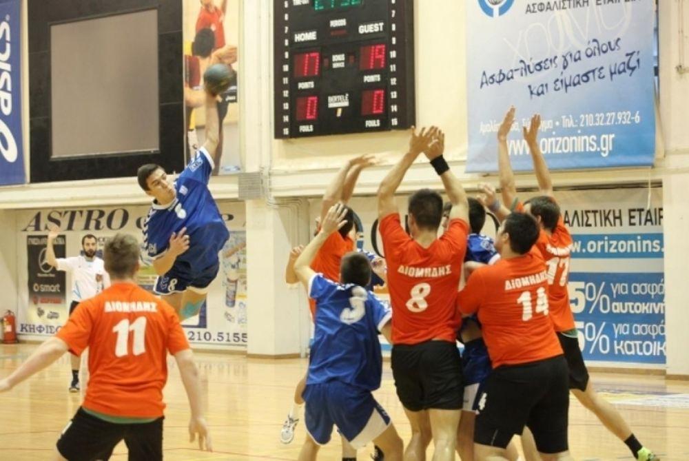 Εθνική Παίδων Χάντμπολ: Θετικά δείγματα στην ήττα από τον Διομήδη (photos)