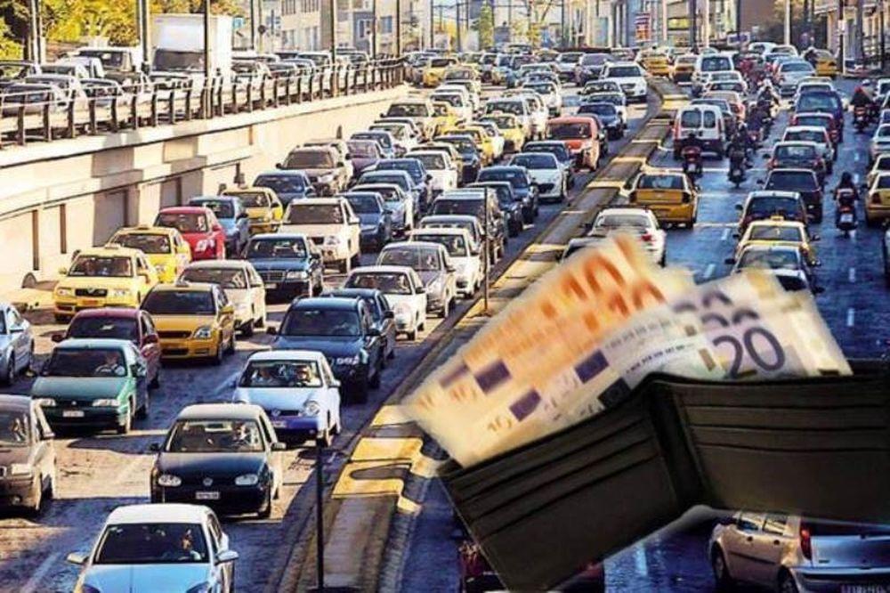 Πιθανή η παράταση για τα τέλη κυκλοφορίας
