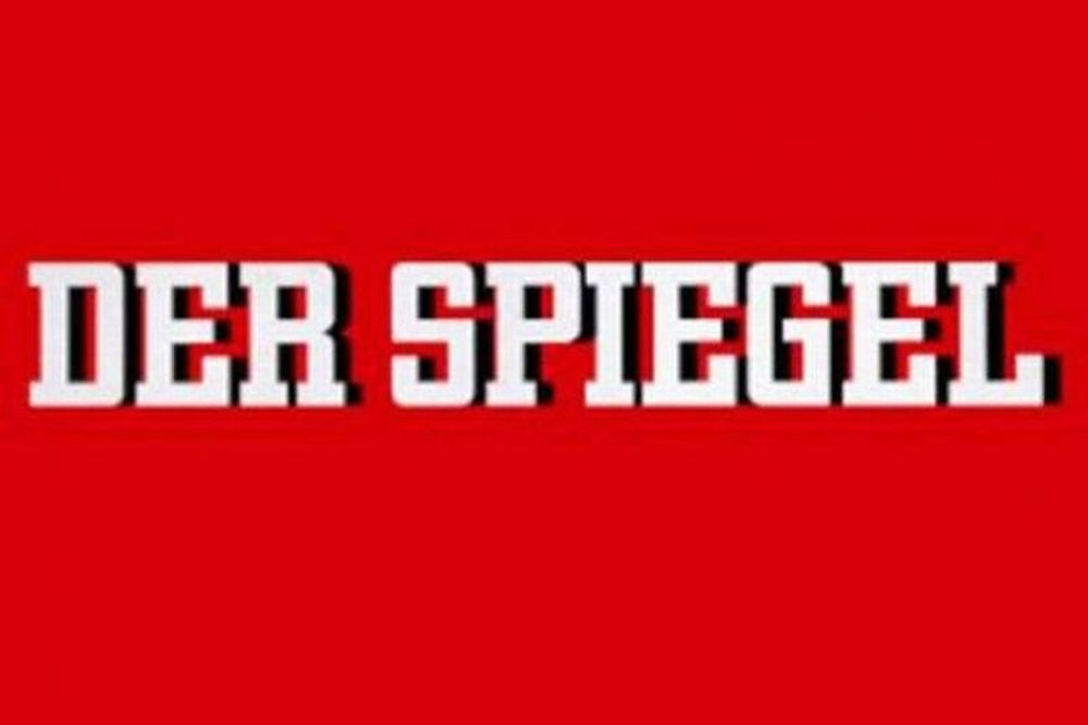 Mεγαλειώδης γκάφα του Spiegel