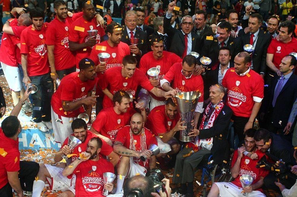 Ανασκόπηση 2012-Μπάσκετ-Ευρώπη: Τρέλανε την Ευρώπη ο Ολυμπιακός (photos)