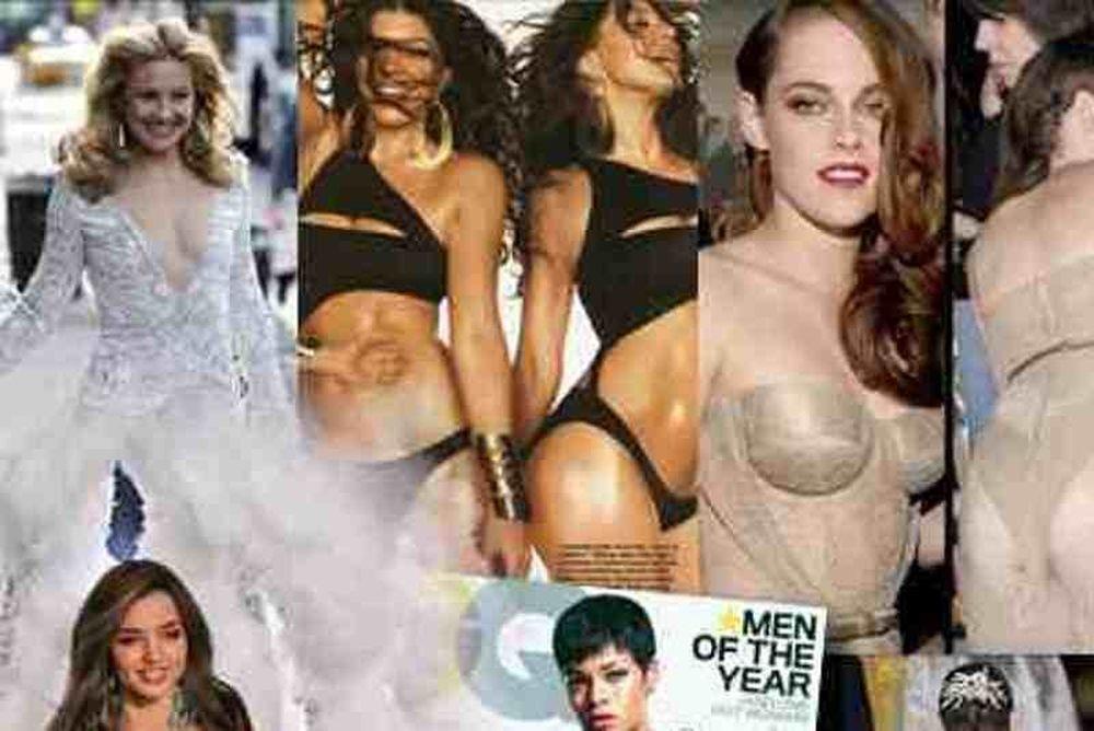 Κορμιά γαζέλας: αυτά είναι τα πιο όμορφα σώματα της showbiz για το 2012