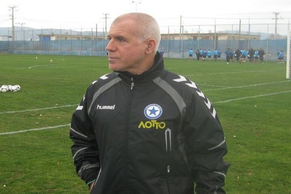 Αναστόπουλος: «Υγεία στα αποδυτήρια, υγεία και στο γήπεδο»