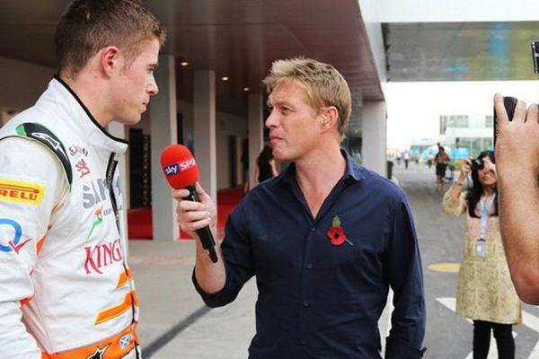 Ντι Ρέστα: «Στόχος το βάθρο με τη Force India!»