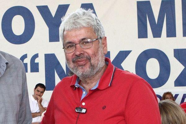 Αγγελόπουλος: «Οριστική αποχώρηση»