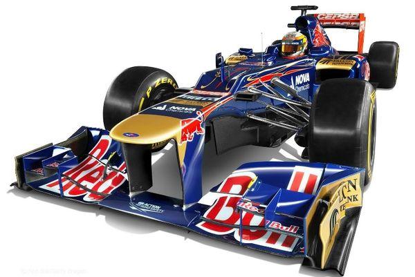 Toro Rosso: Αποκαλυπτήρια στην Χερέθ