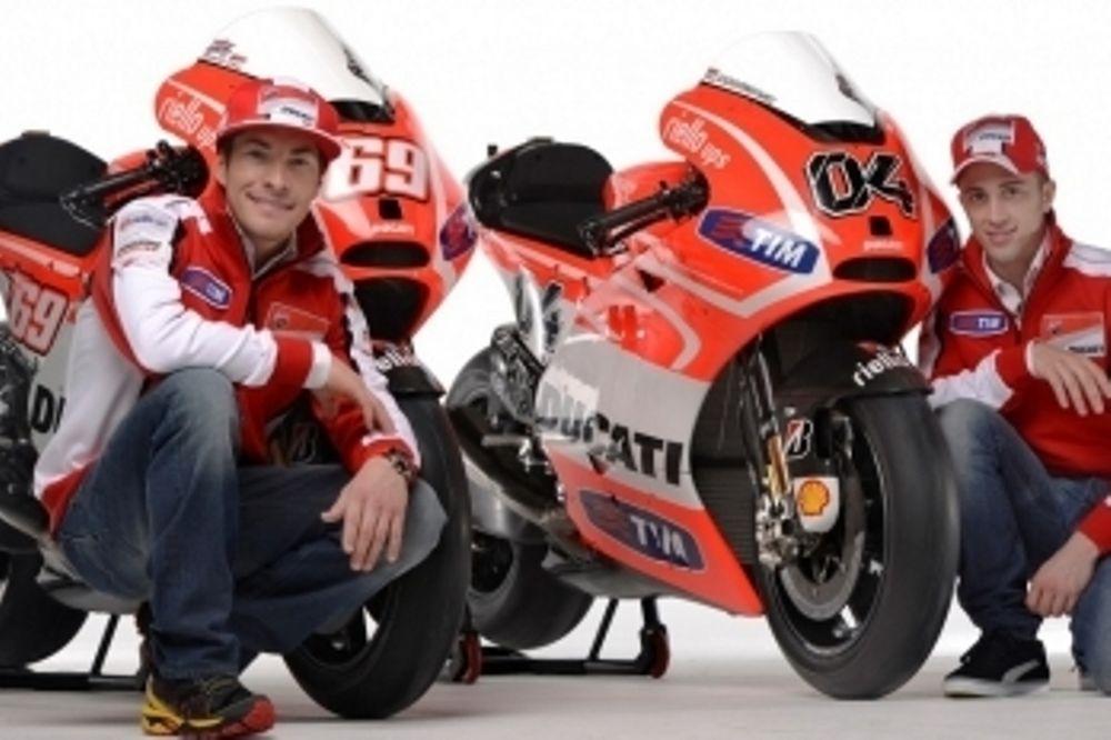 Ducati: Τους τα… χάλασε ο καιρός