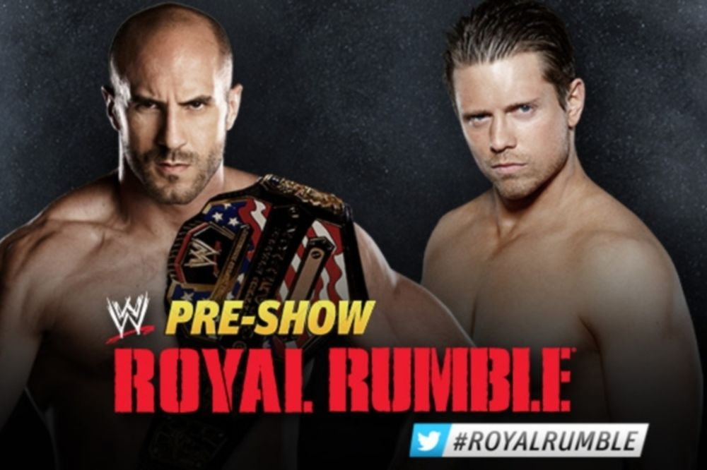 WWE: US Championship στο Royal Rumble