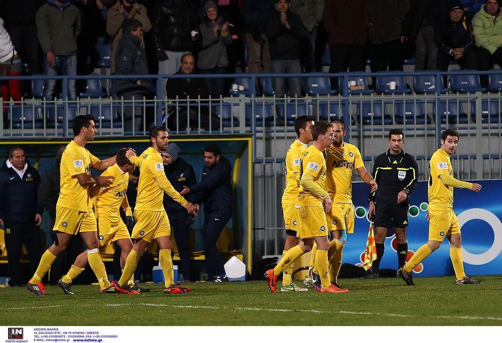 Αστέρας Τρίπολης: Στόχος και ο τελικός Κυπέλλου
