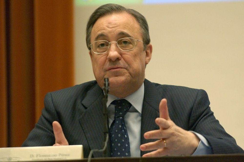 Ρεάλ Μαδρίτης: Ενωτικός ο Πέρεθ, διέψευσε τα δημοσιεύματα