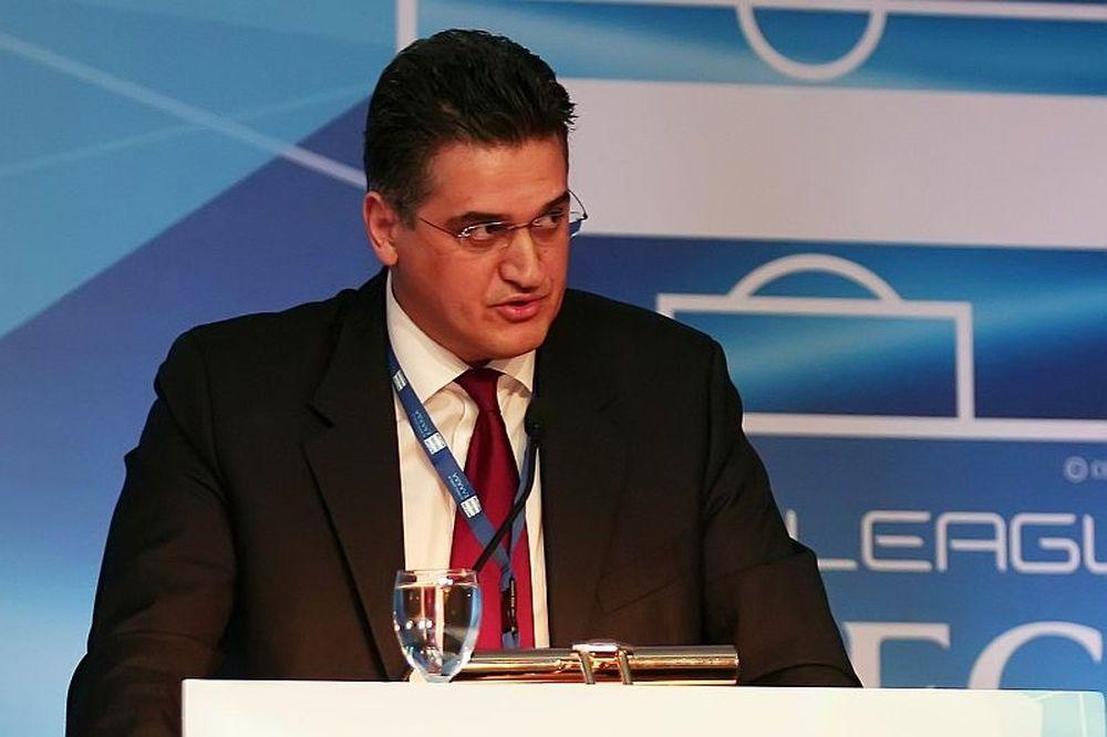 Παπαδόπουλος: «Η Nova στηρίζει τη Super League»