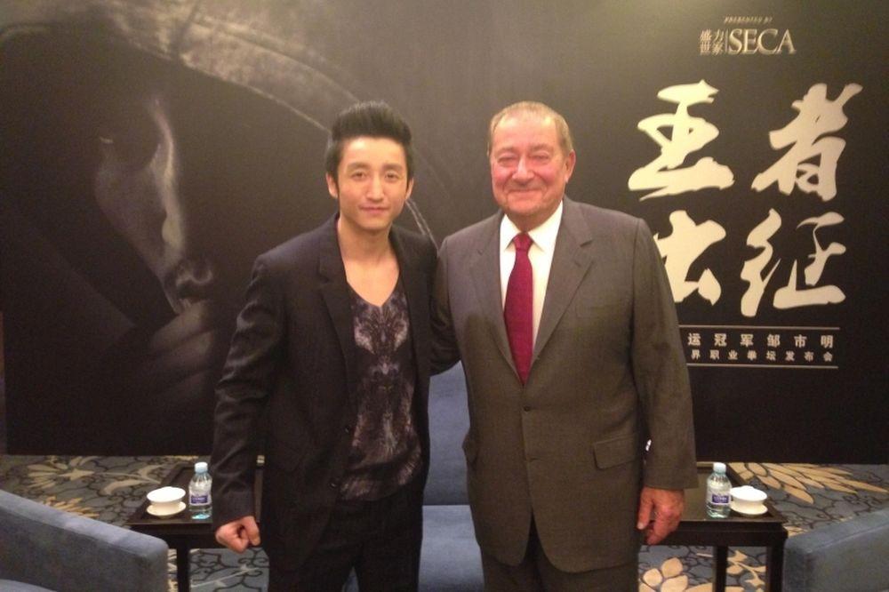 Μποξ: Έγινε επαγγελματίας ο Zou Shiming