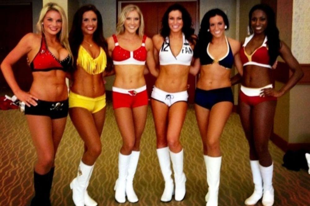 NFL: Οι cheerleaders του Pro Bowl (photos)
