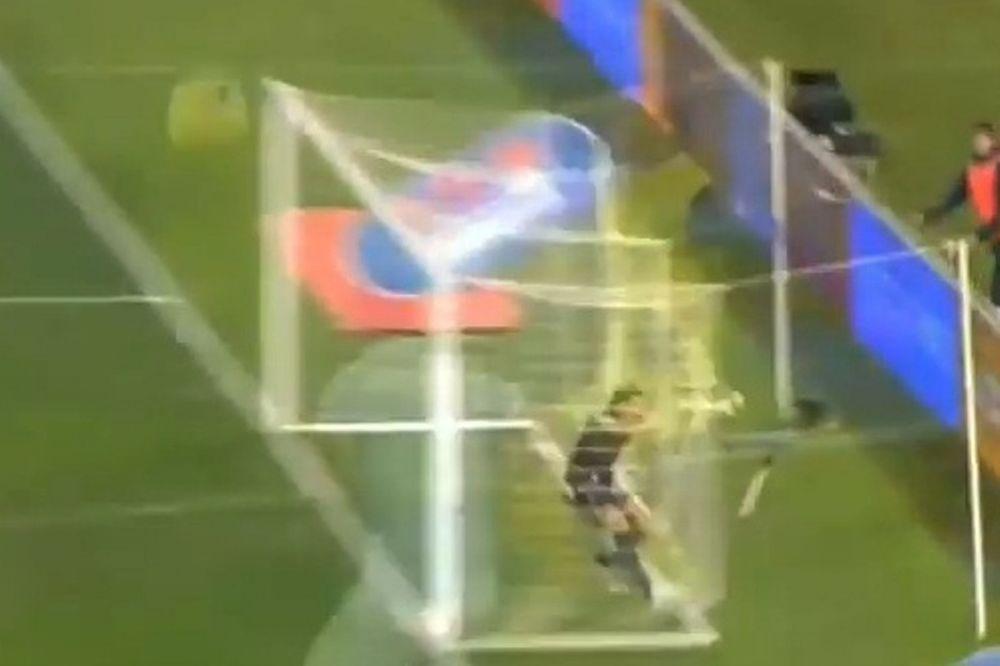 Λάτσιο: Ξέσκισε τα δίχτυα ο Μαρκέτι! (video)