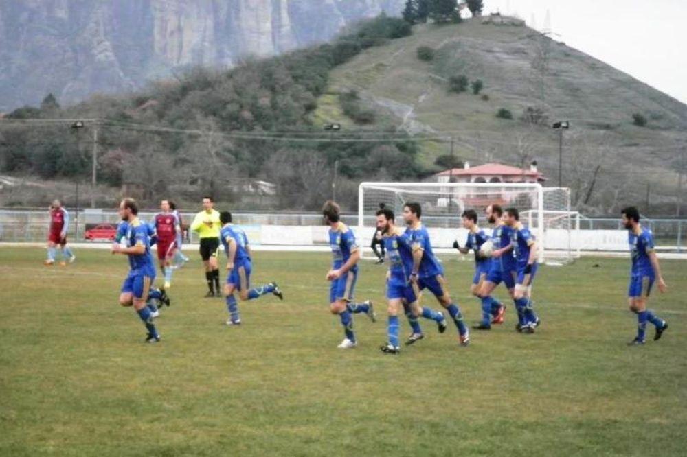 Μετέωρα-Ολυμπος Κέρκυρας 3-2