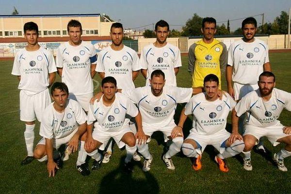 Πανελευσινιακός-Ευβοϊκός Αγίου Νικολάου 2-0
