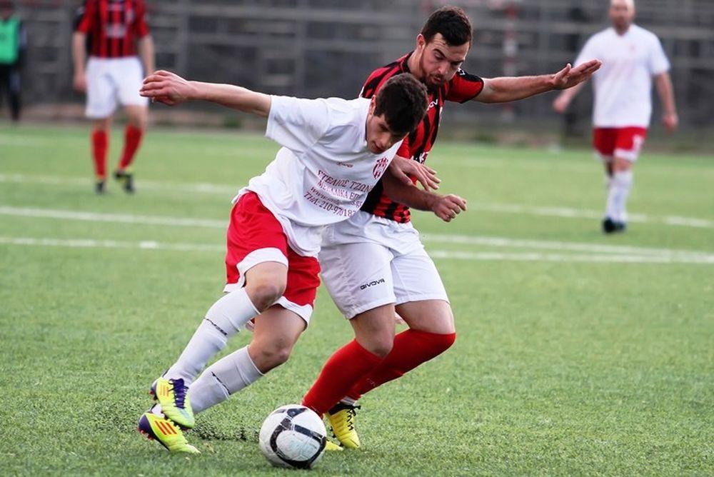 ΠΑΟ Ρουφ-Πεύκη 2-1