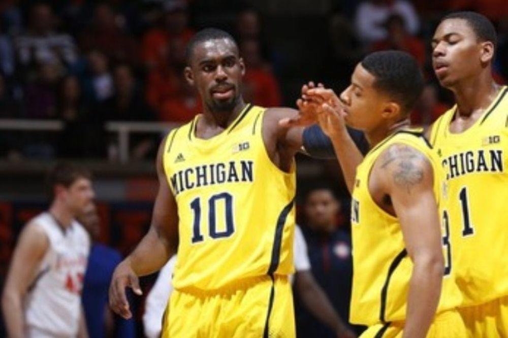 NCAA: Για μεγάλα πράγματα το Μίσιγκαν! (videos)