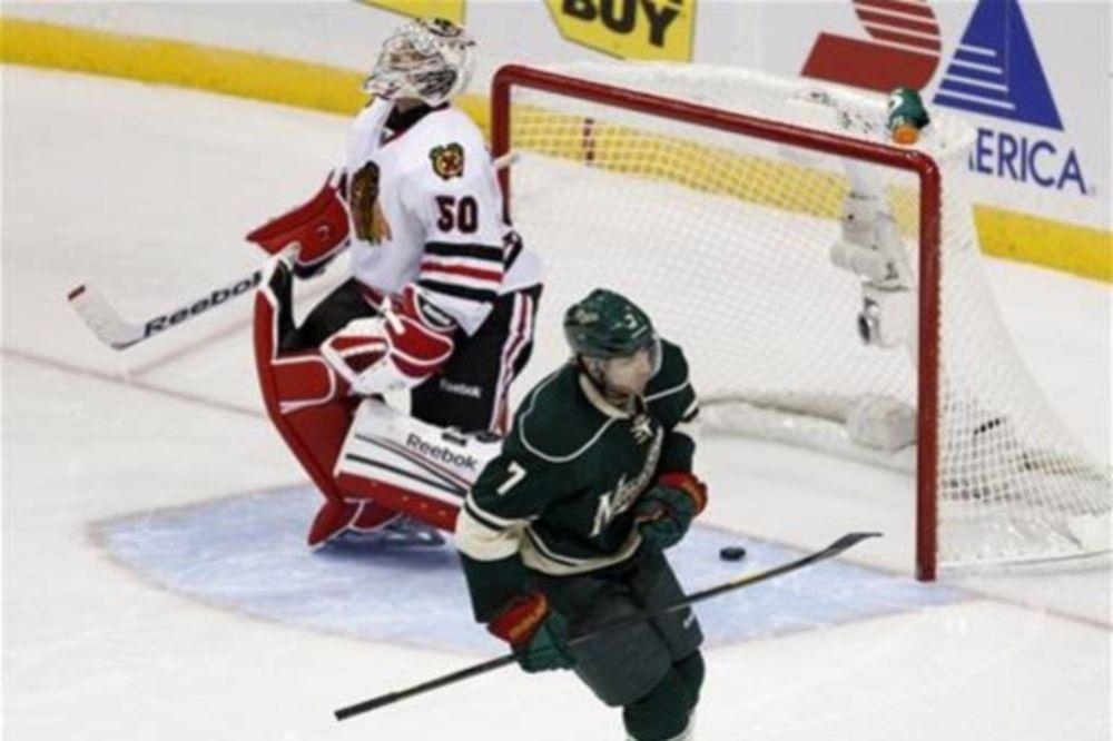 NHL: Πρώτη ήττα για Μπλάκχοκς (videos)