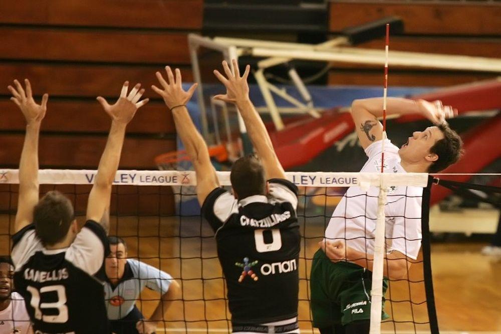 Volleyleague: Το πρόγραμμα και οι διαιτητές της 16ης αγωνιστικής
