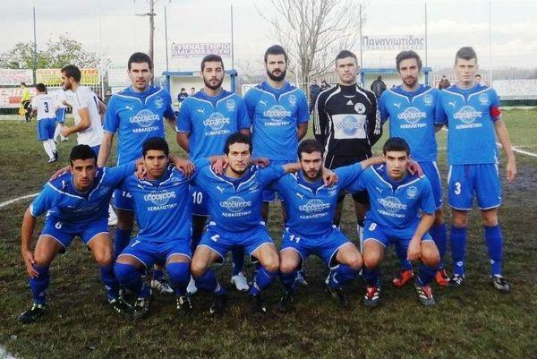 Μακεδονικός Κοζάνης-Νάουσα 0-6