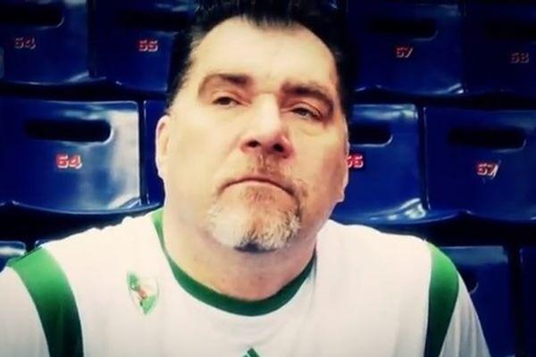 Ζαλγκίρις Κάουνας: Τα... βάζει ακόμα ο Σαμπόνις! (video)
