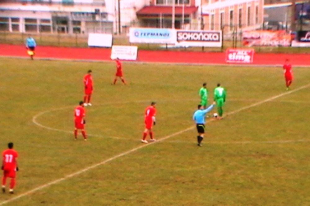 Γρεβενά Αεράτα-Νάουσα 3-3